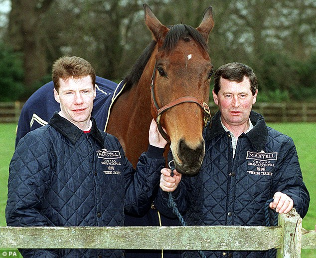 Rough Quest 1996 Grand National Champion
