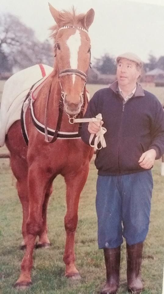 Norton's Coin 1990 Cheltenham Gold Cup Winner